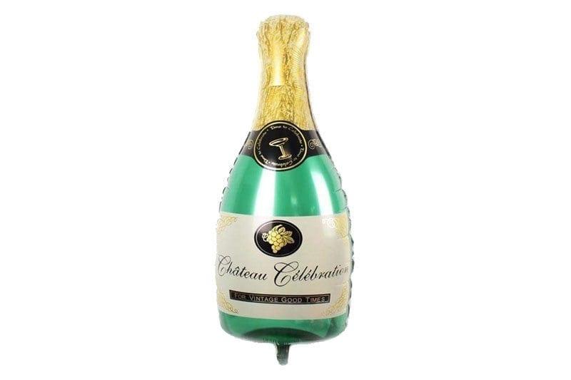 בלון בקבוק שמפניה