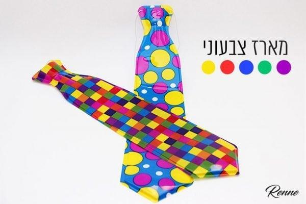 עניבות מסיבה צבעוניות