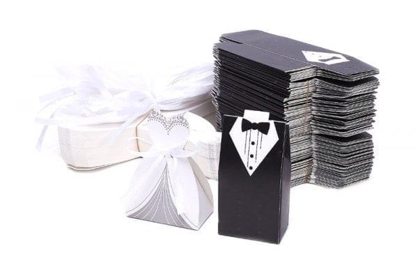קופסאות חתן כלה מתנה