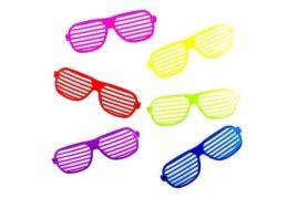 משקפי מסיבות צבעוניות