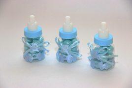 בקבוק תינוק כחול למילוי