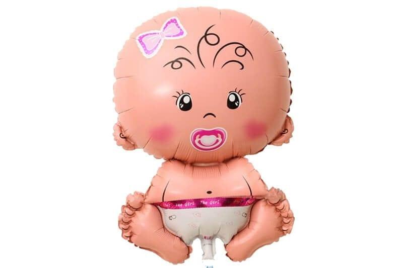 בלון תינוקת