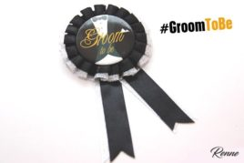 סיכת Groom to be
