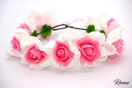 זר פרחים לראש MixVibe