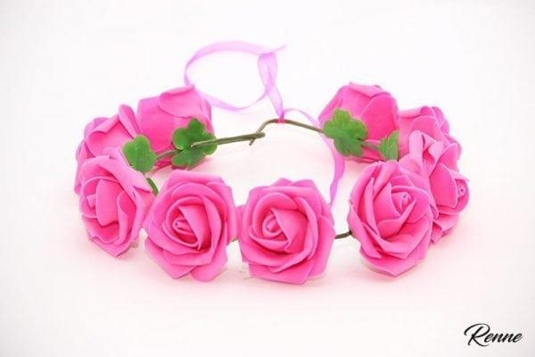 זר פרחים PinkVibe