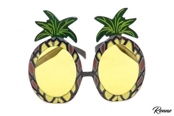 משקפי אננס מעוצבות