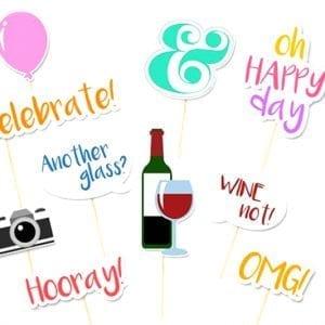 אביזרי צילום על מקל Celebrate