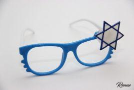 משקפי מגן דוד ליום העצמאות