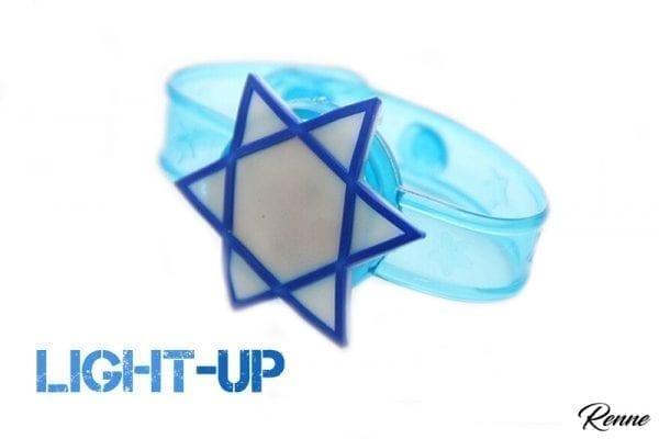 צמיד דגל ישראל ליום העצמאות