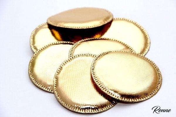 100 כריות חינה זהב
