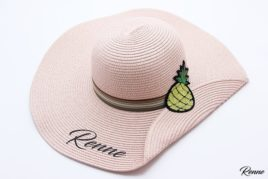 כובע קש PineApple