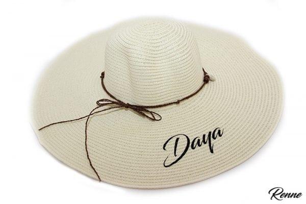כובע קלאסיקה קש צדפה