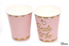 כוסות מעוצבות BRIDETOBE