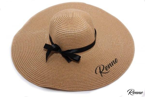 כובע קש דגם קלאסיקה עתיק