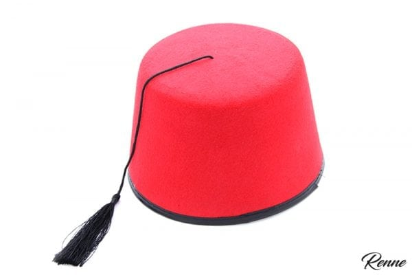 כובע תרבוש לחינה