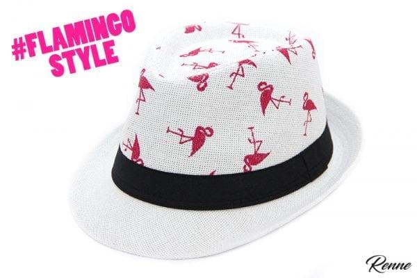 כובע קש אופוויט פלמינגו