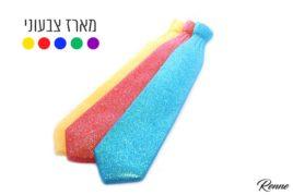 עניבות נצנצים ארוכות