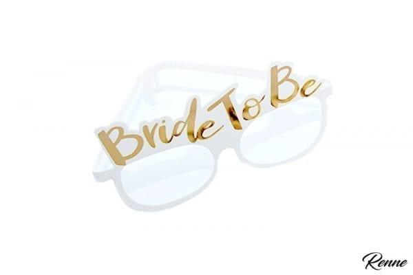 משקפי קרטון Bridetobe