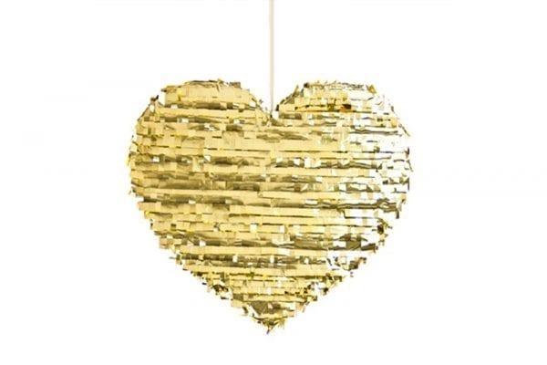 פיניאטה לב זהב