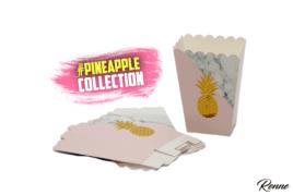 קופסאות פופקורן Pineapple