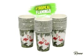 כוסות פלמינגו מעוצבות