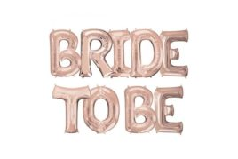 בלוני BRIDE TO BE