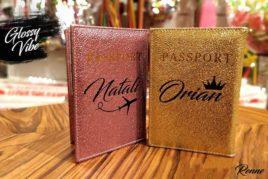 כיסוי דרכון נצנץ