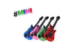 גיטרה צבעונית מתנפחת מיני