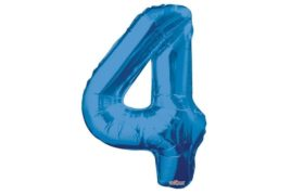בלון סיפרה 4 כחול