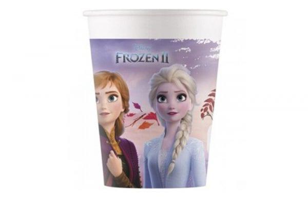 כוסות אנה ואלזה II 2