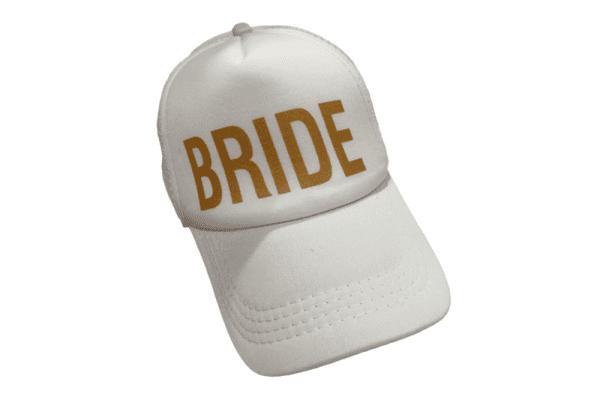 כובע רשת Bride