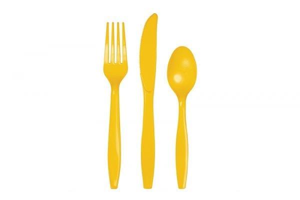 סכום חד פעמי - צהוב