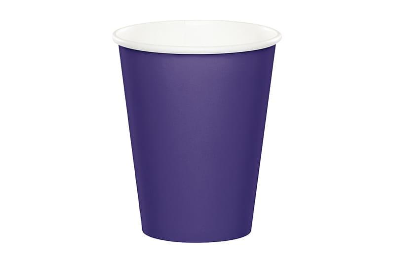 כוסות שתיה חמה - סגול