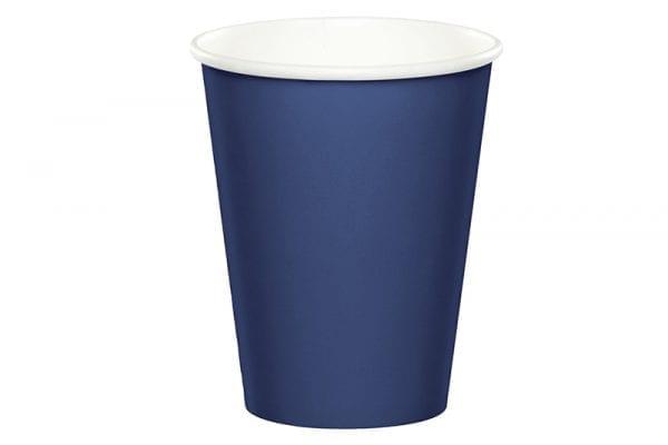 כוסות שתיה חמה - כחול