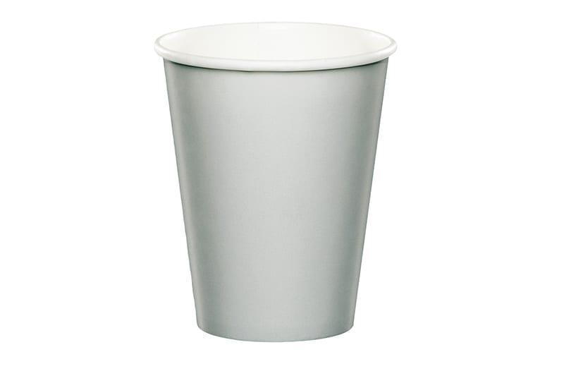 כוסות שתיה חמה - כסף