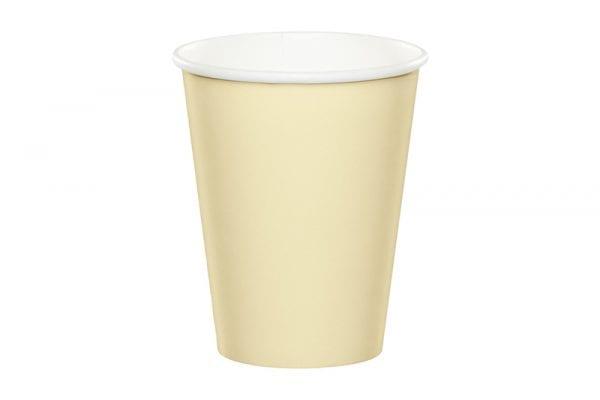 כוסות שתיה חמה - שמנת