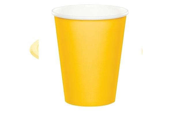 כוסות שתיה חמה - בננה