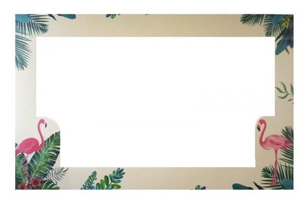 מסגרת צילום פלמינגו