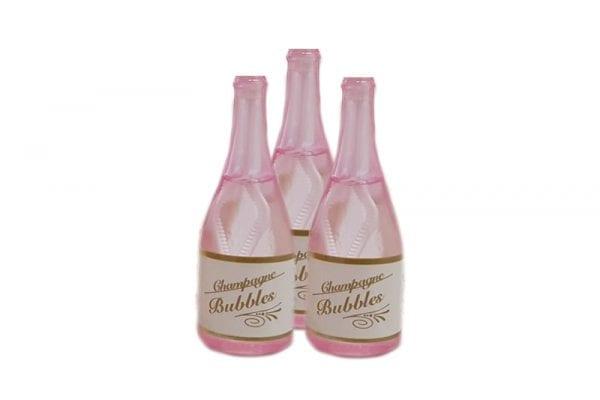 בועות סבון שמפניה