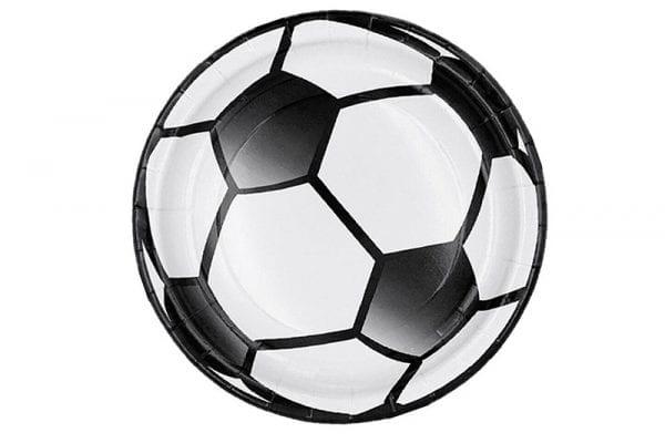 צלחות כדורגל גדולות