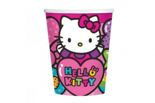 כוסות הלו קיטי