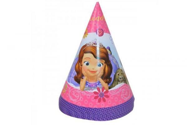 כובעי יום הולדת סופיה