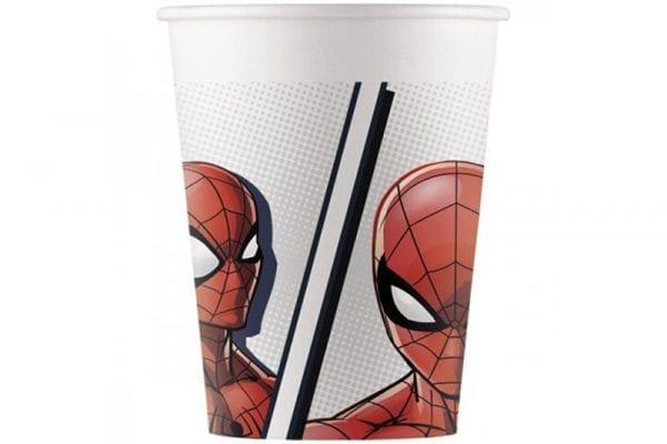 כוסות ספיידרמן