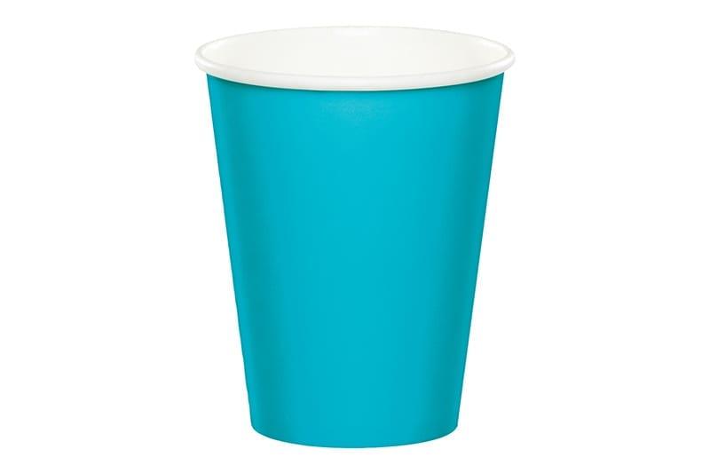 כוסות שתיה חמה - כחול ברמודה