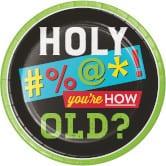 יום הולדת Holy OLD